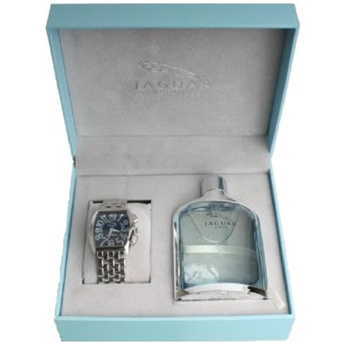 Kit Jaguar Classic - Perfume 75ml + Relógio Jaguar