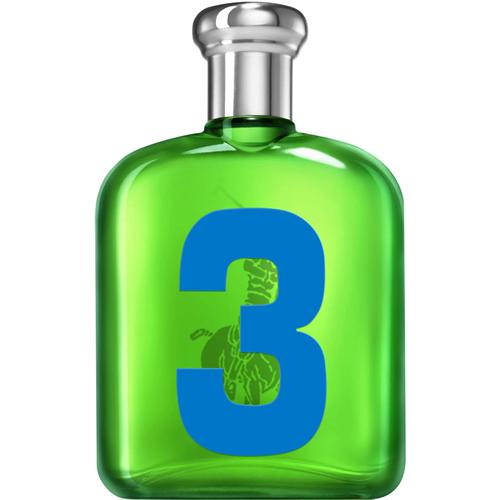 Perfume Ralph Lauren Polo Big Pony Green 3 EDT Masculino 125ml