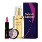 Kit Gabriela Sabatini - Perfume 60ml + Batom + Sombra Duo Mix