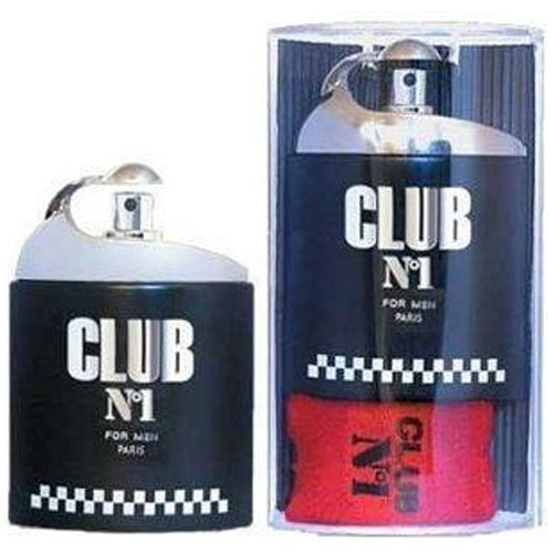 Perfume New Brand Club N.1 EDT Masculino 100ml