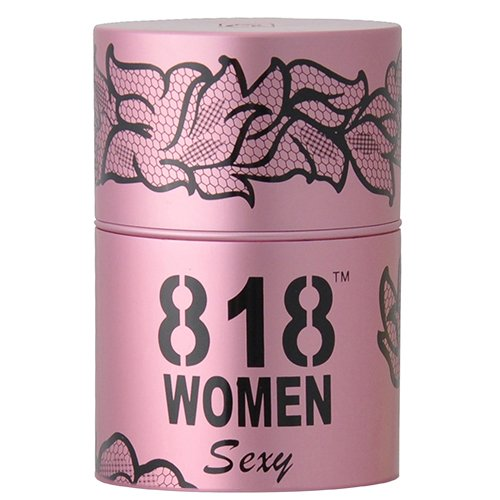 Perfume Lonkoom 818 Women Sexy EDT Feminino 30ml