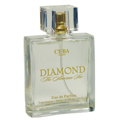 Perfume Cuba Diamond EDP Masculino 100ml