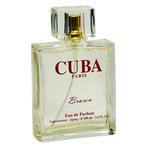 Perfume Cuba Brown EDP Masculino 100ml
