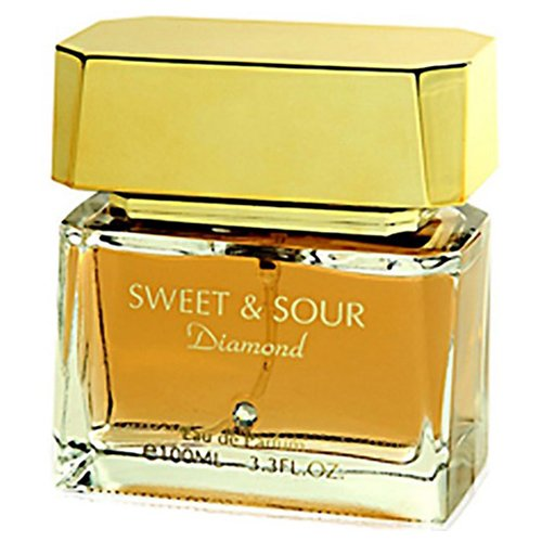 Perfume Linn Young Sweet & Sour Diamond EDP Feminino 100ml