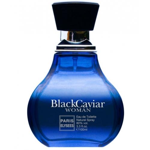 Perfume Paris Elysees Black Caviar EDT Feminino 100ml