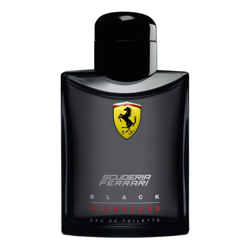 Perfume Ferrari Black Signature EDT Masculino 125ml