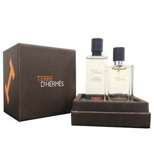 Kit Terre D'Hermes - Perfume 12,5ml + After Shave 40ml