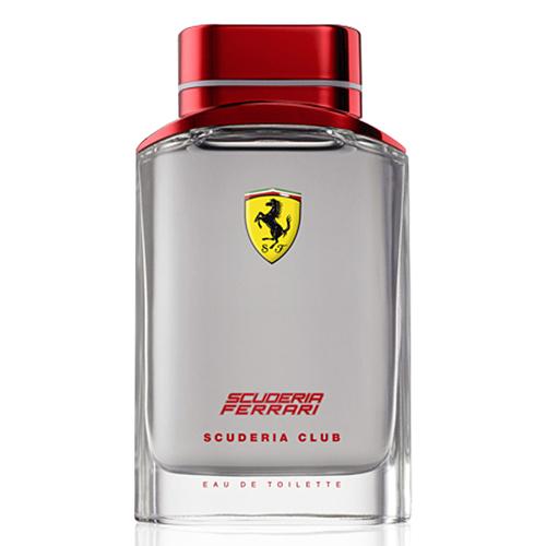 Perfume Ferrari Scuderia Club EDT Masculino 125ml