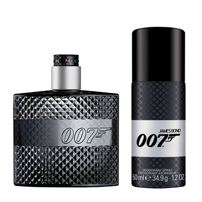 Kit James Bond 007 - Perfume EDT 75ml + Desodorante 50ml