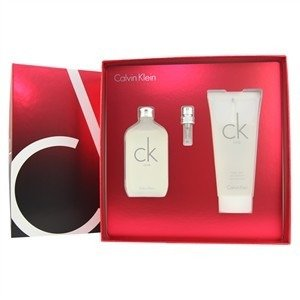 Kit Calvin Klein CK One - Perfume 100ml + Body Wash 100ml