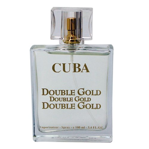 Perfume Cuba Double Gold EDP Masculino 100ml