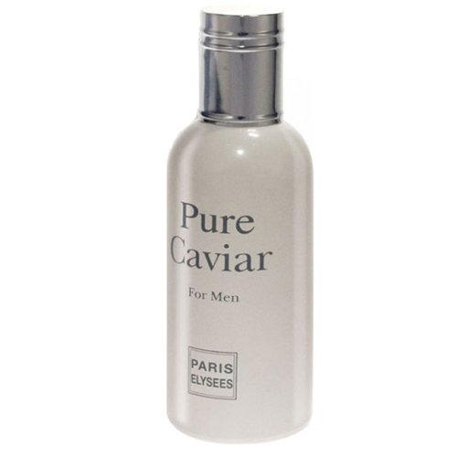 Perfumes Paris Elysees Pure Caviar EDT Masculino 100ml
