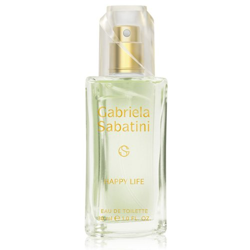 Perfume Gabriela Sabatini Happy Life EDT Feminino 60ml