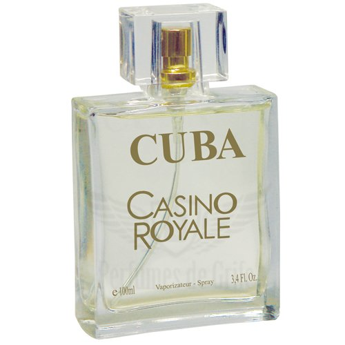 Perfume Cuba Cassino Royale EDP Masculino 100ml