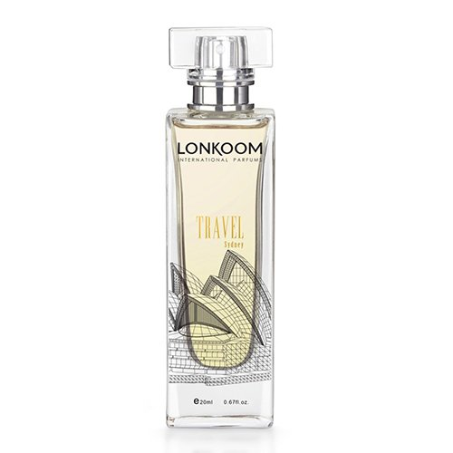 Perfume Lonkoom Travel Sydney EDC Feminino 20ml