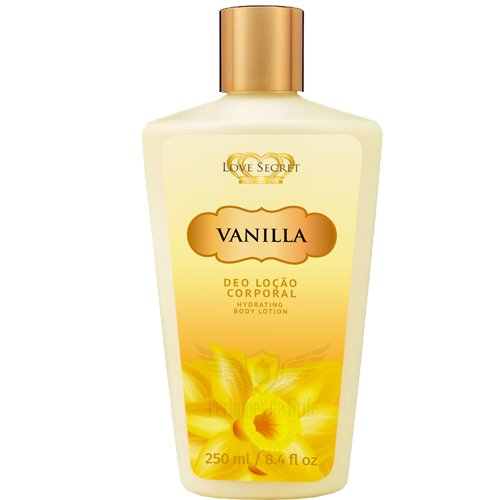 Loção Corporal Bio Company Love Secrets Vanilla 250ml
