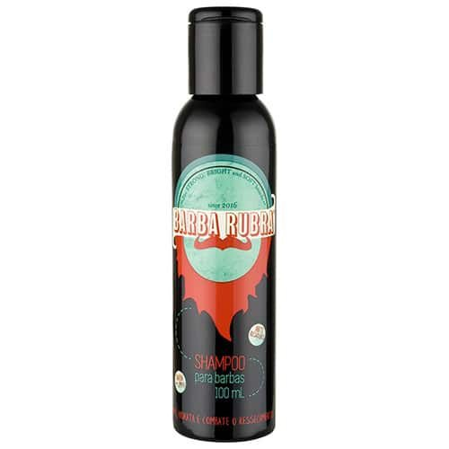 Shampoo para Barbas Barba Rubra 100ml