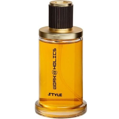 Perfume Linn Young Work@holics Style EDT Masculino 100ml