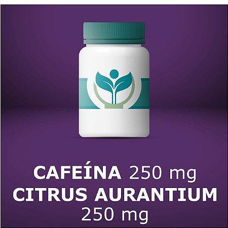 Cafeína + Citrus Aurantium