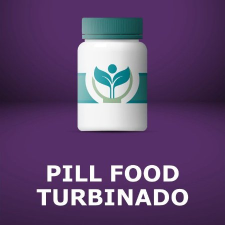 Pill Food Turbinado