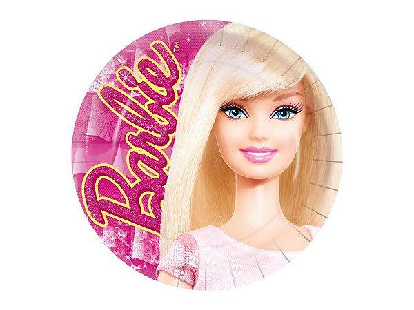 Prato 18cm Barbie Core