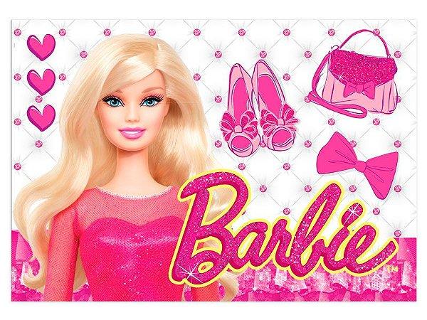 Painel Barbie Core 126x88cm
