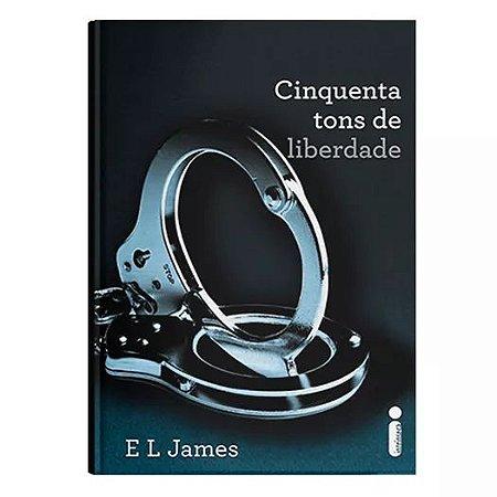 Livro Cinquenta Tons de Liberdade - E L James