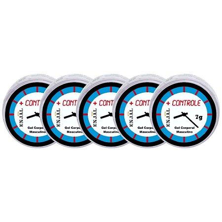 + Controle - Retardador da Ejaculação - 7g - 05 Un