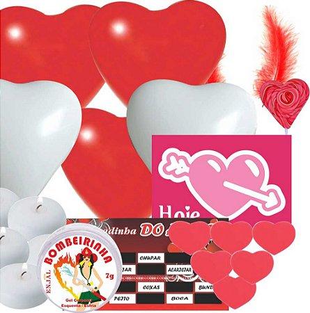 Kit Love Box - Edição Limitada - Dia dos Namorados