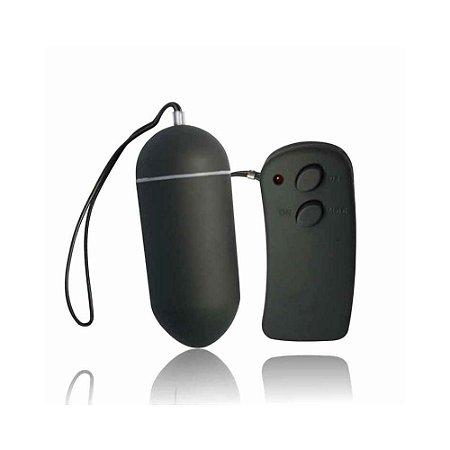 Cápsula Vibratória - Sem Fio - Casal com 10 Vibrações
