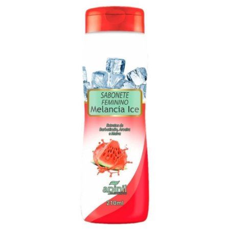 Sabonete íntimo Feminino Melancia Ice 210 ml