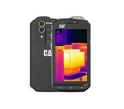 Smartphone Caterpillar CAT S60 3GB/32GB LTE Dual Sim Tela 4.7'' Câm.13MP + 5MP Preto