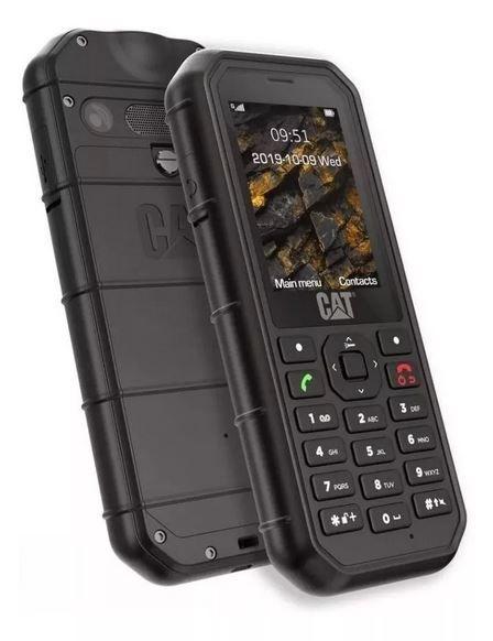 Celular Caterpillar B26 - Dual-sim - A Prova Dagua
