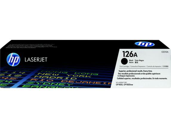 Toner Original HP126A - CE310A CE-311A CE312A CE313A | Laserjet Color M175 M175nw Cp1020 Cp1025