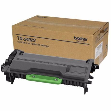Toner Brother Tn3492 Tn 3492s Mfc-l6902dw Mfcl6902dw Hll6402 - 20.000 paginas
