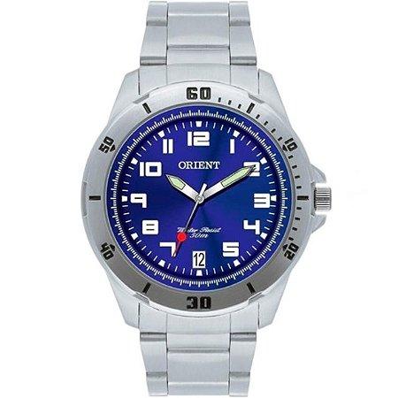 Relógio Orient Masculino MBSS1155A-D2SX Azul