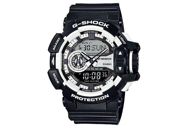692f222e107 RELÓGIO CASIO G-SHOCK MASCULINO GA-400-1ADR - Relojoaria do Peixinho ...