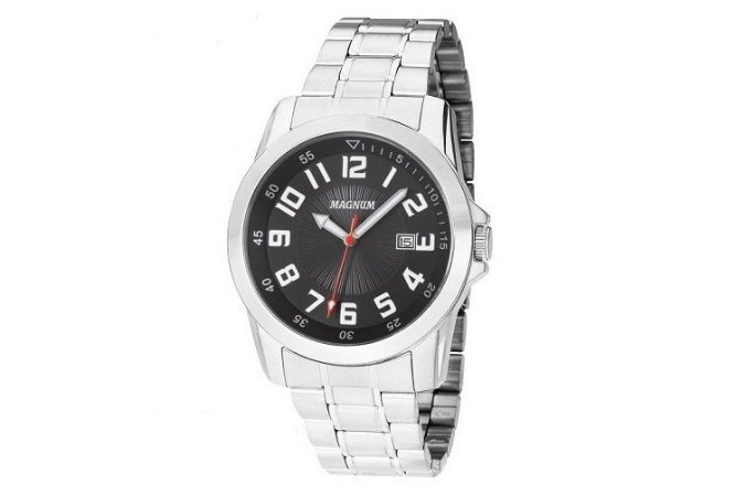 e8b1bd80b33 Relógio Magnum Masculino MA32792T - Relojoaria do Peixinho - Limeira SP