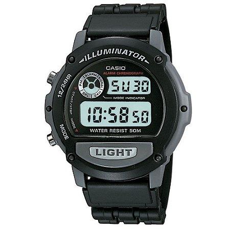 Relógio Casio Digital W-87H-1VHDR