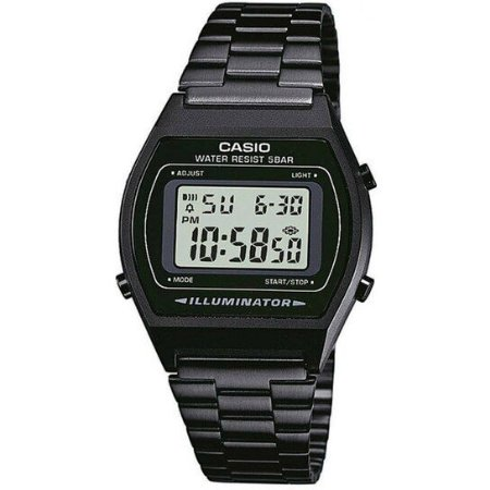 Relógio Casio Vintage B640WB-1ADF - Preto