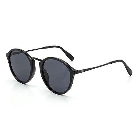 Óculos Mormaii Solar Feminio Modelo CALI M0077A0201 Preto - Lentes Cinza Escuro