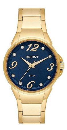 Relógio Orient Feminino FGSS0081-D2KX Análogo Dourado