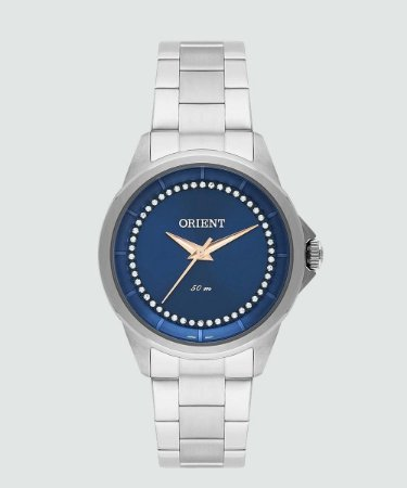 Relógio Orient Feminino FBSS0056-D1SX Análogo Aço Inox