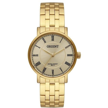 Relógio Orient Feminino FGSS0127-C3KX Análogo Dourado