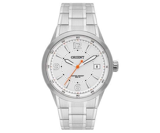 Relógio Orient Masculino MBSS1269-S2SX Análogo Aço Inox - Prata