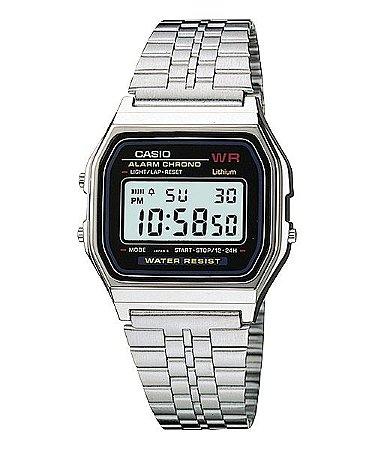 Relógio Casio Vintage A159WA-N1DF - Prata