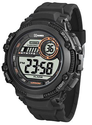 Relógio X Games XTYLE Digital XMPPD520 Preto