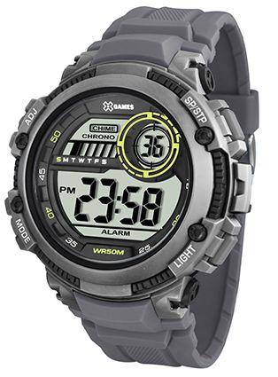 Relógio X Games XTYLE Digital XMPPD521 Cinza