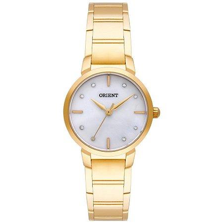 Relógio Orient Feminino FGSS0071 Dourado