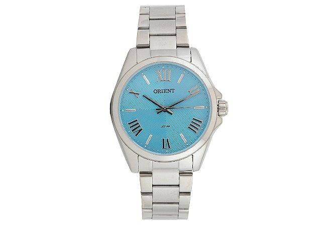 Relógio Orient Feminino FBSS0059-A3SX Prata